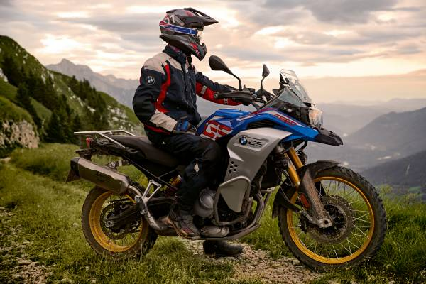 Hechler - BMW F 850 GS Adventure - 2018