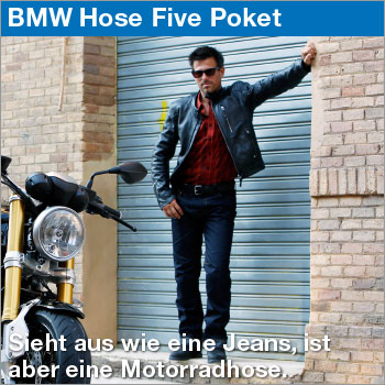 BMW Hose Five Poket