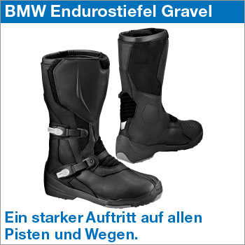 BMW EnduroStiefel Gravel