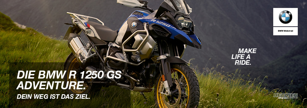 Hechler-Motor - R 1250 GS Adventure