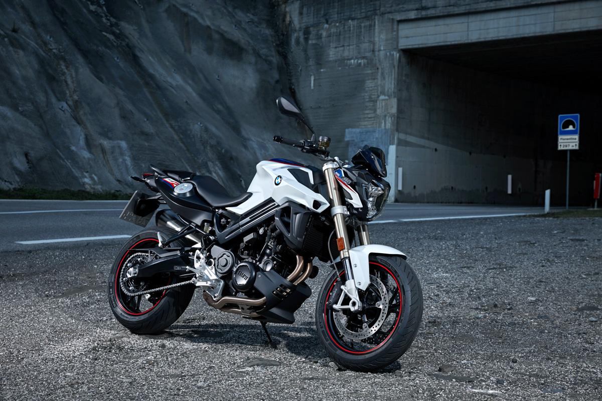 Bmw Motorrad Uberarbeitet F 800 R Und F 800 Gt Hechler Motor Gmbh