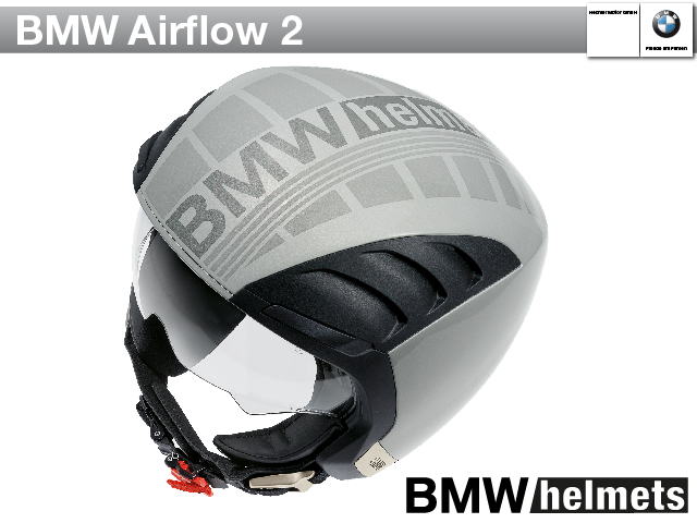 BMW Helm Airflow 2