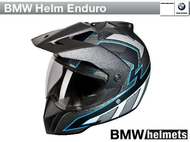 BMW Helm Enduro