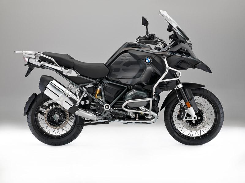 Der Preis Des Sondermodells BMW R 1200 GS Adventure Triple Black